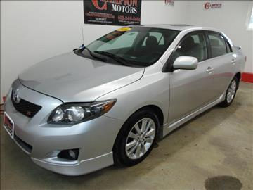 2009 toyota corolla for sale new hampshire for Champion motors amherst nh