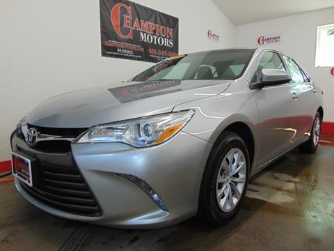 2015 Toyota Camry for sale in Amherst, NH