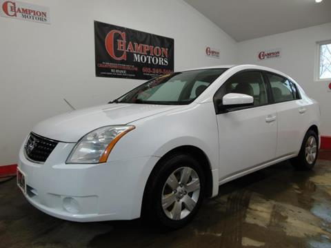 2008 Nissan Sentra for sale in Amherst, NH