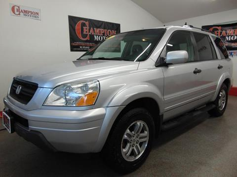 2005 Honda Pilot for sale in Amherst, NH