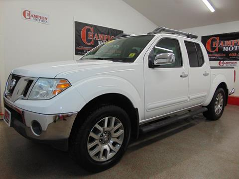 Best used trucks for sale in amherst nh for Champion motors amherst nh