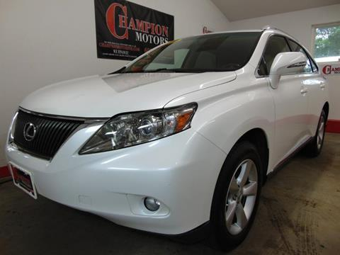 2010 Lexus RX 350 for sale in Amherst, NH