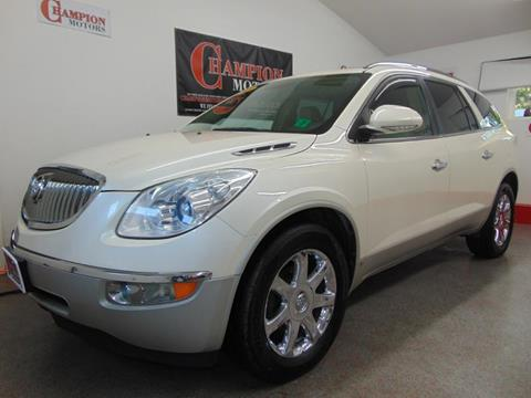 2010 Buick Enclave for sale in Amherst, NH