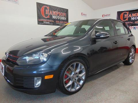 Volkswagen gti for sale in new hampshire for Champion motors amherst nh