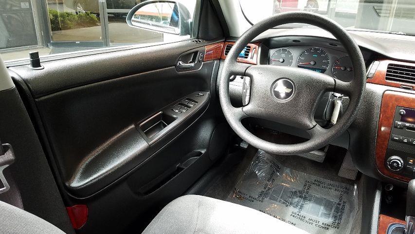 2008 Chevrolet Impala LT 4dr Sedan w/ roof rail curtain delete - Rancho Cordova CA