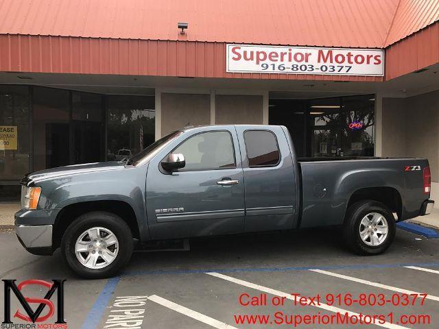 2010 GMC Sierra 1500 4x4 SLE 4dr Extended Cab 6.5 ft. SB - Rancho Cordova CA