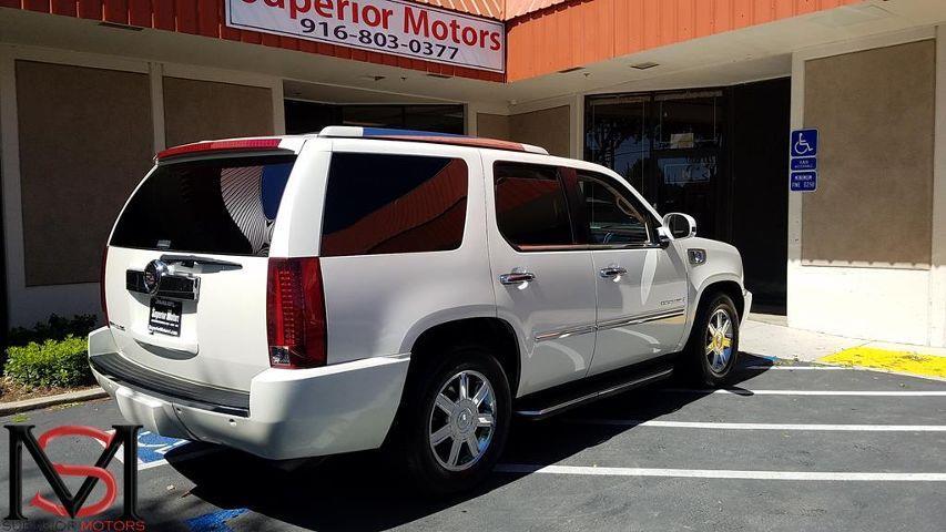 2007 Cadillac Escalade AWD 4dr SUV - Rancho Cordova CA