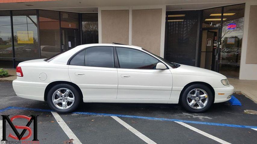 2001 Cadillac Catera 4dr Sedan - Rancho Cordova CA