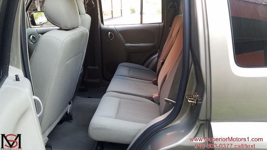 2007 Jeep Liberty Limited 4dr SUV 4WD - Rancho Cordova CA