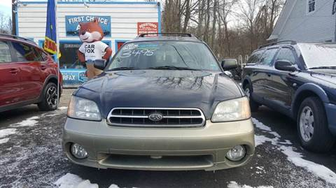 2001 Subaru Outback for sale in Wingdale, NY