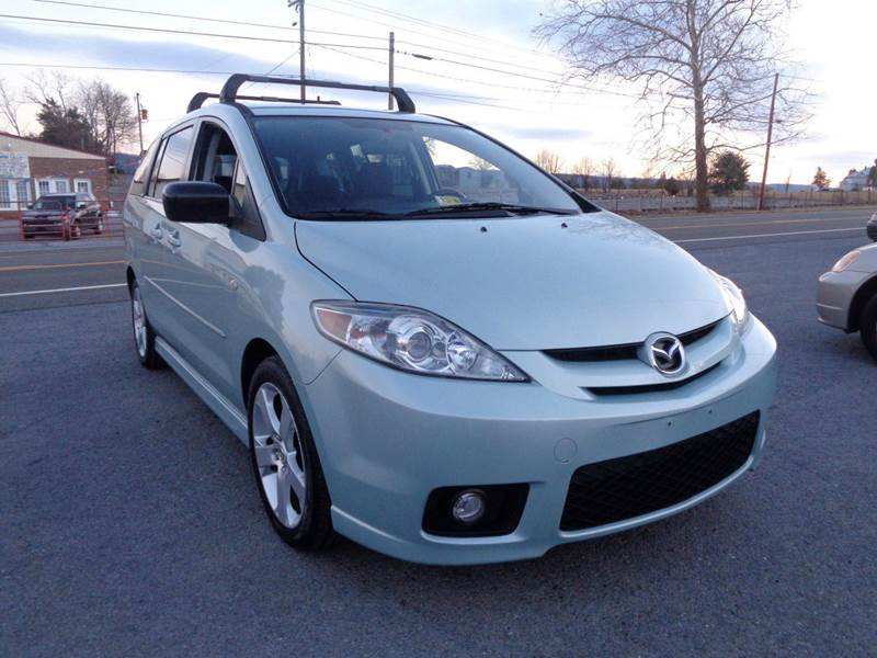 2006 mazda mazda5 sport 4dr mini van in strasburg va. Black Bedroom Furniture Sets. Home Design Ideas