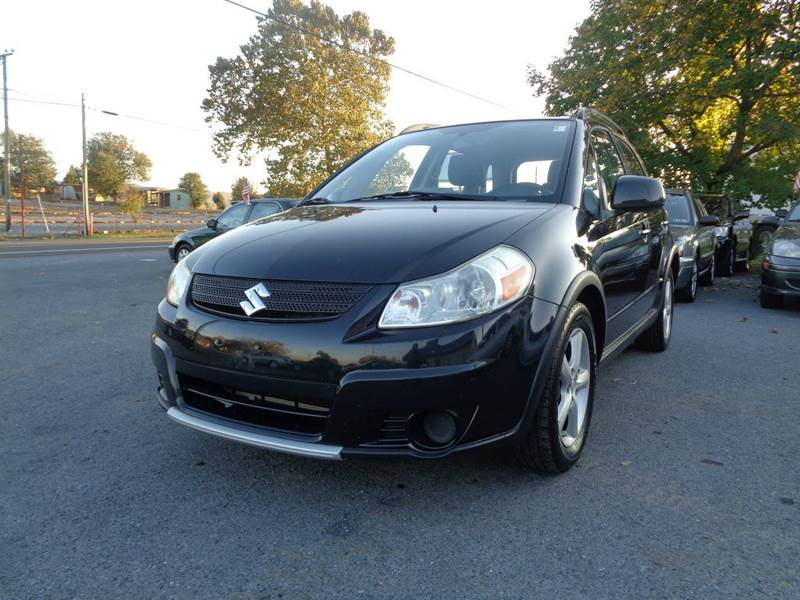 2009 suzuki sx4 crossover base awd crossover 4dr 4a in. Black Bedroom Furniture Sets. Home Design Ideas