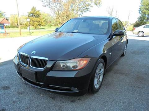 2008 BMW 3 Series for sale in Strasburg, VA