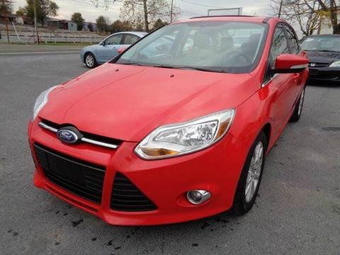 2012 Ford Focus for sale in Strasburg, VA