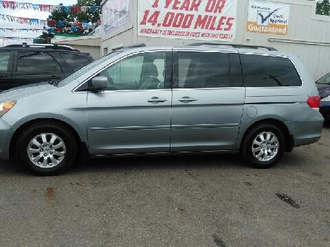 2008 Honda Odyssey for sale in Lansing, MI