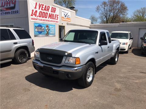 2001 Ford Ranger for sale in Lansing, MI
