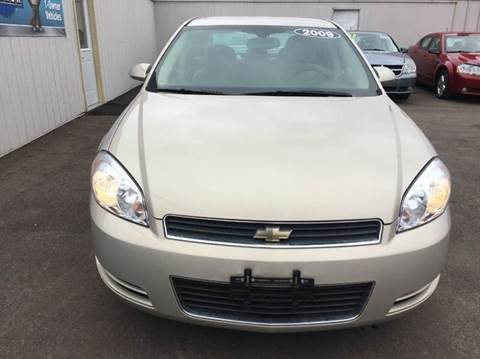 2009 Chevrolet Impala for sale in Lansing, MI