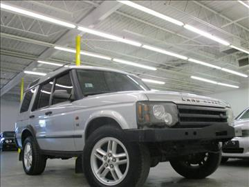 2003 Land Rover Discovery for sale in Dallas, TX