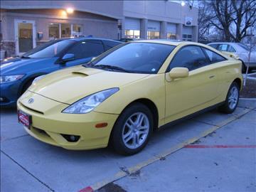 2003 Toyota Celica for sale in Salt Lake City, UT