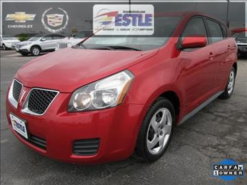 2009 Pontiac Vibe for sale in Defiance, OH