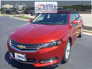 2015 Chevrolet Impala for sale in Defiance, OH