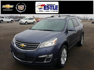 2014 Chevrolet Traverse for sale in Defiance, OH