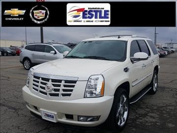 2008 Cadillac Escalade for sale in Defiance, OH