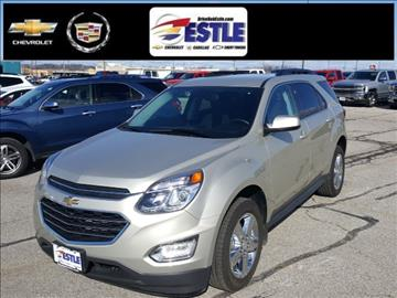 2016 Chevrolet Equinox for sale in Defiance, OH