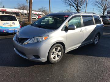 2011 Toyota Sienna for sale in Nanuet, NY