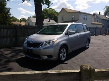2012 Toyota Sienna for sale in Nanuet, NY