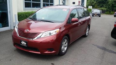 2015 Toyota Sienna for sale in Nanuet, NY