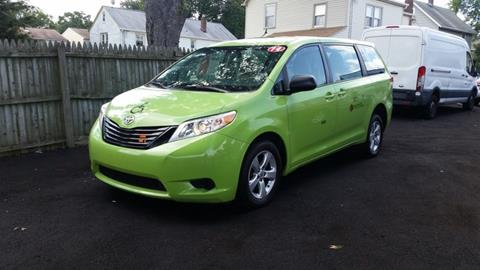 2014 Toyota Sienna for sale in Nanuet, NY
