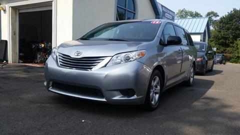 2015 Toyota Sienna for sale in Nanuet NY