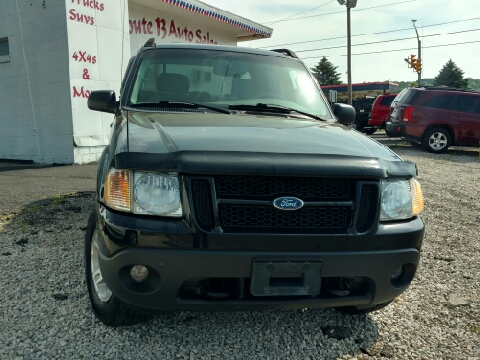 2004 Ford Explorer Sport Trac for sale in Newark, OH