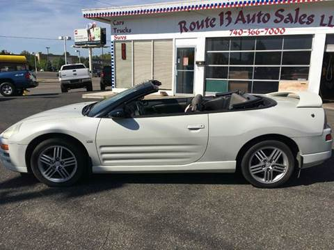 2003 Mitsubishi Eclipse Spyder for sale in Newark, OH