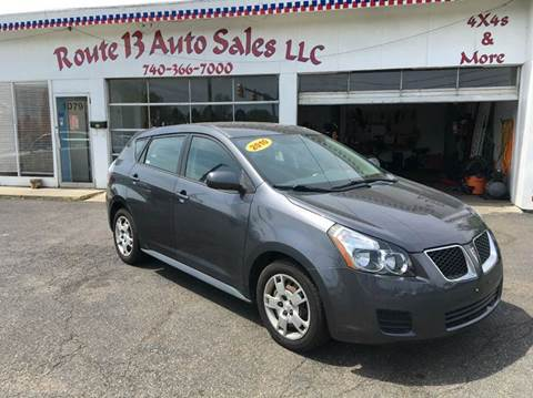 2010 Pontiac Vibe for sale in Newark, OH