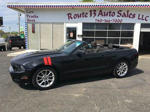 2013 Ford Mustang for sale in Newark, OH
