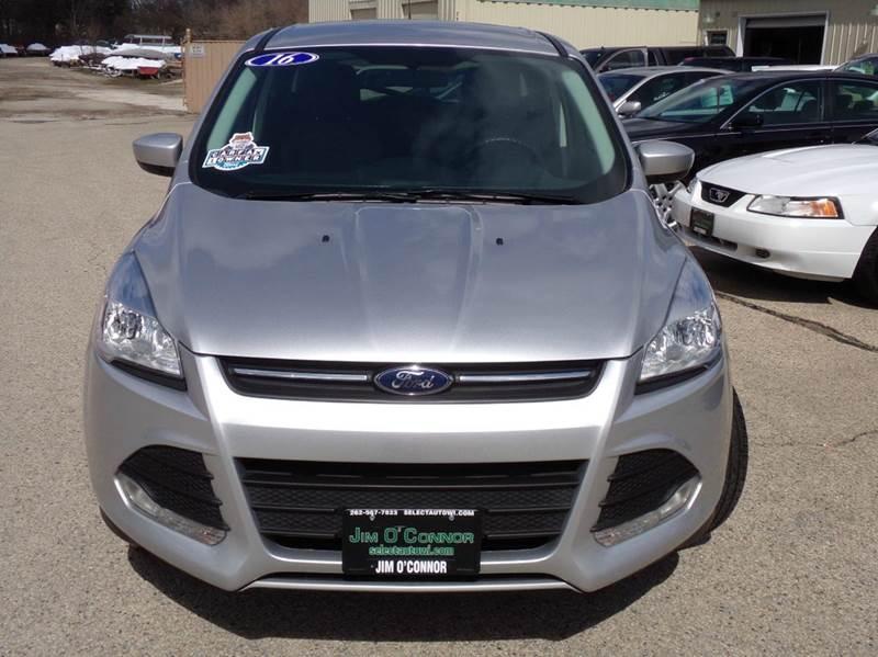 2016 Ford Escape SE 4dr SUV - Oconomowoc WI