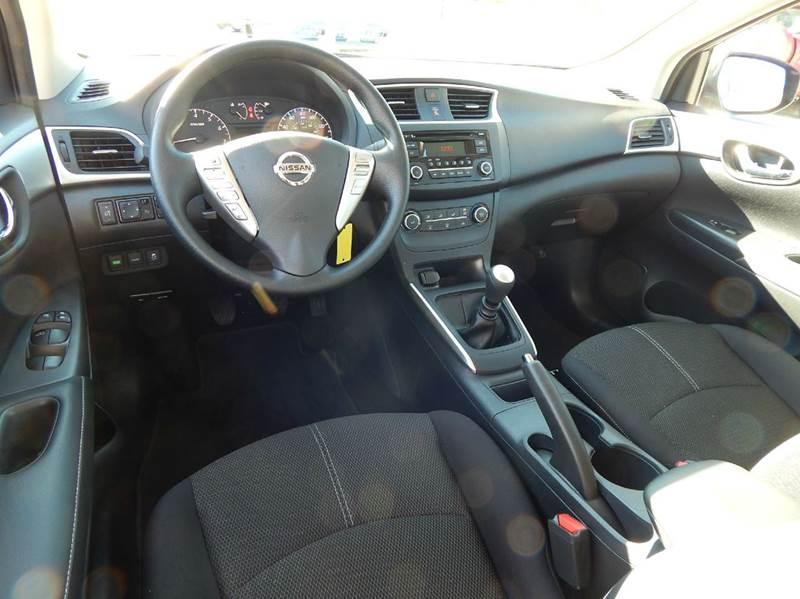 2016 Nissan Sentra S - Oconomowoc WI