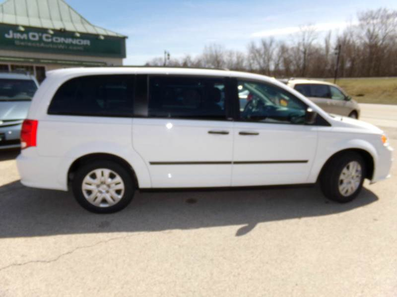 2014 Dodge Grand Caravan SE 4dr Mini-Van - Oconomowoc WI