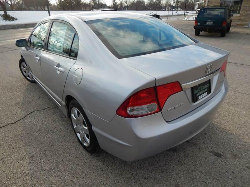 2009 Honda Civic LX 4dr Sedan 5A - Oconomowoc WI