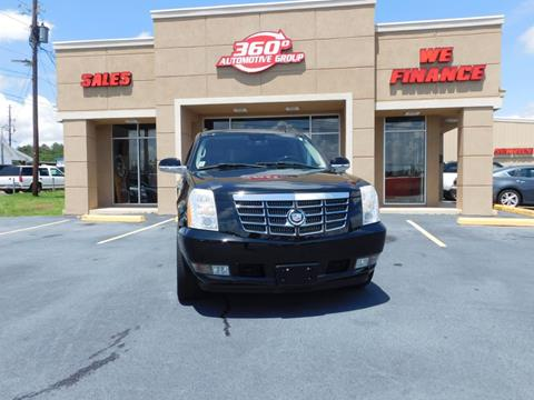 2007 Cadillac Escalade ESV for sale in Macon, GA