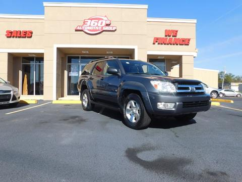 2005 Toyota 4Runner for sale in Macon, GA