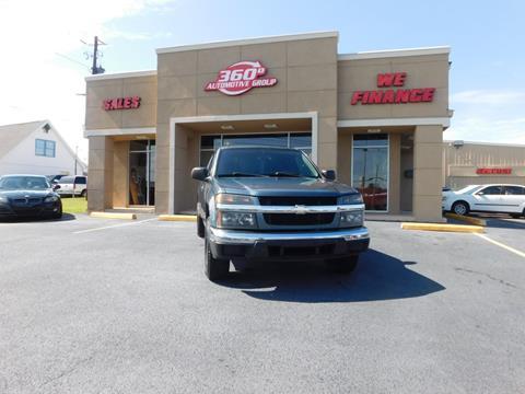 2007 Chevrolet Colorado for sale in Macon, GA