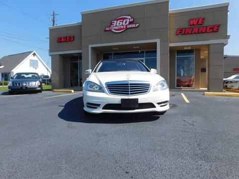 2010 Mercedes-Benz S-Class for sale in Macon, GA
