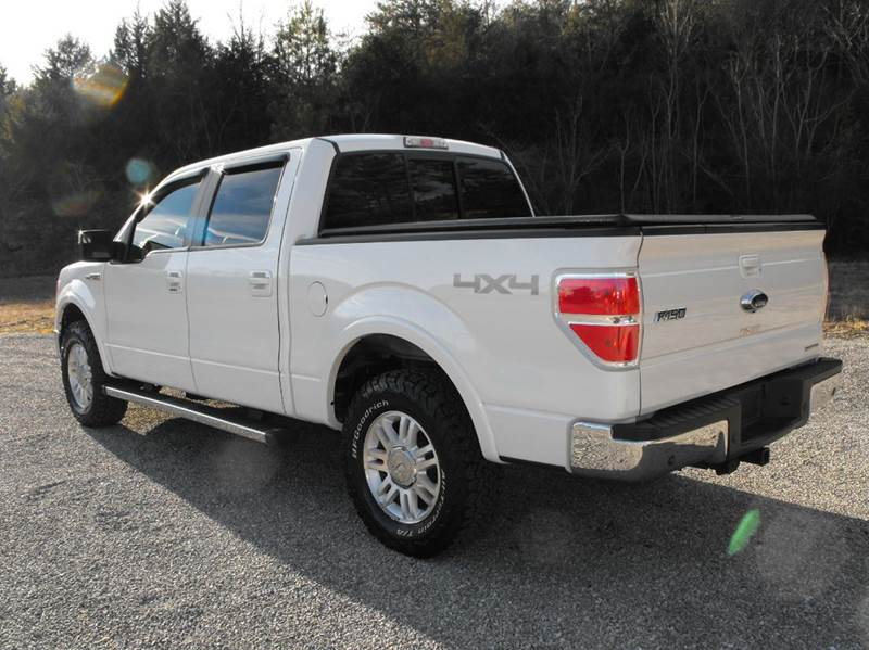2011 ford f 150 lariat 4x4 4dr supercrew styleside 5 5 ft sb in livingston tn livingston motor co. Black Bedroom Furniture Sets. Home Design Ideas