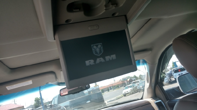 2012 RAM Ram Pickup 1500 Laramie 4x4 4dr Crew Cab 5.5 ft. SB Pickup - Twin Falls ID