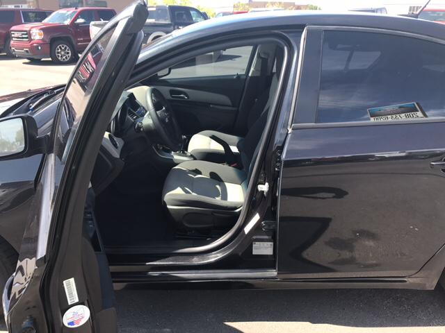 2013 Chevrolet Cruze LS Manual 4dr Sedan w/1SA - Twin Falls ID