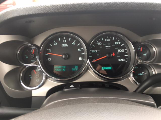 2012 GMC Sierra 1500 SLE 4x4 4dr Extended Cab 6.5 ft. SB - Twin Falls ID