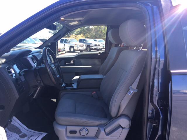 2014 Ford F-150 XLT 4x4 4dr SuperCrew Styleside 6.5 ft. SB - Twin Falls ID